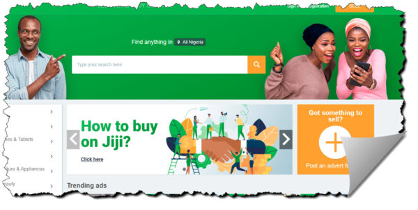 How to Create a Website like Jiji Classifieds and make money from it in 2020
