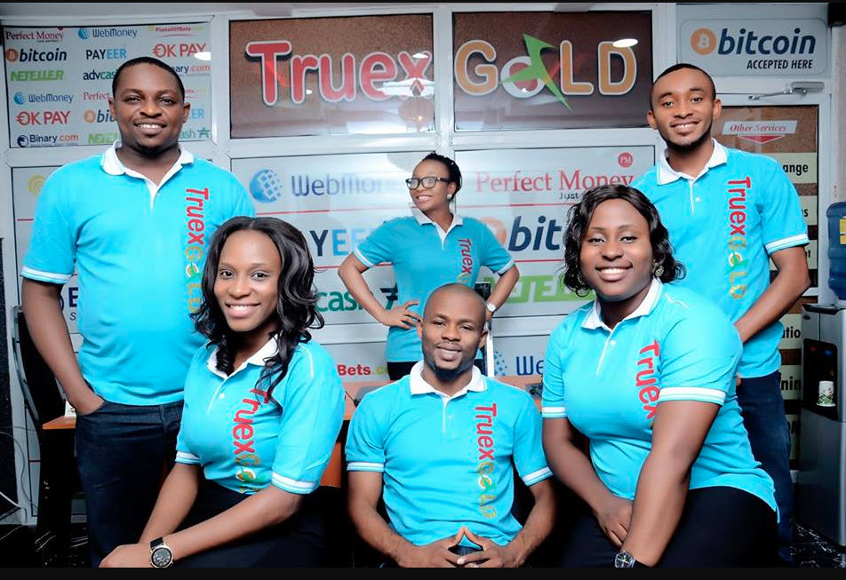 The TruexGOLD TEAM