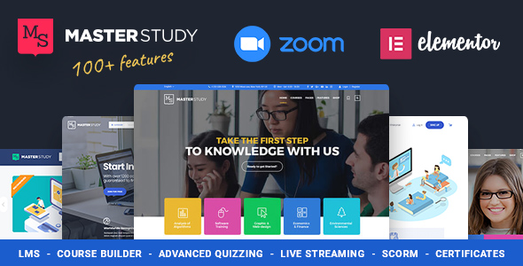 Master Study 3 Best WordPress Themes for Education Bloggers