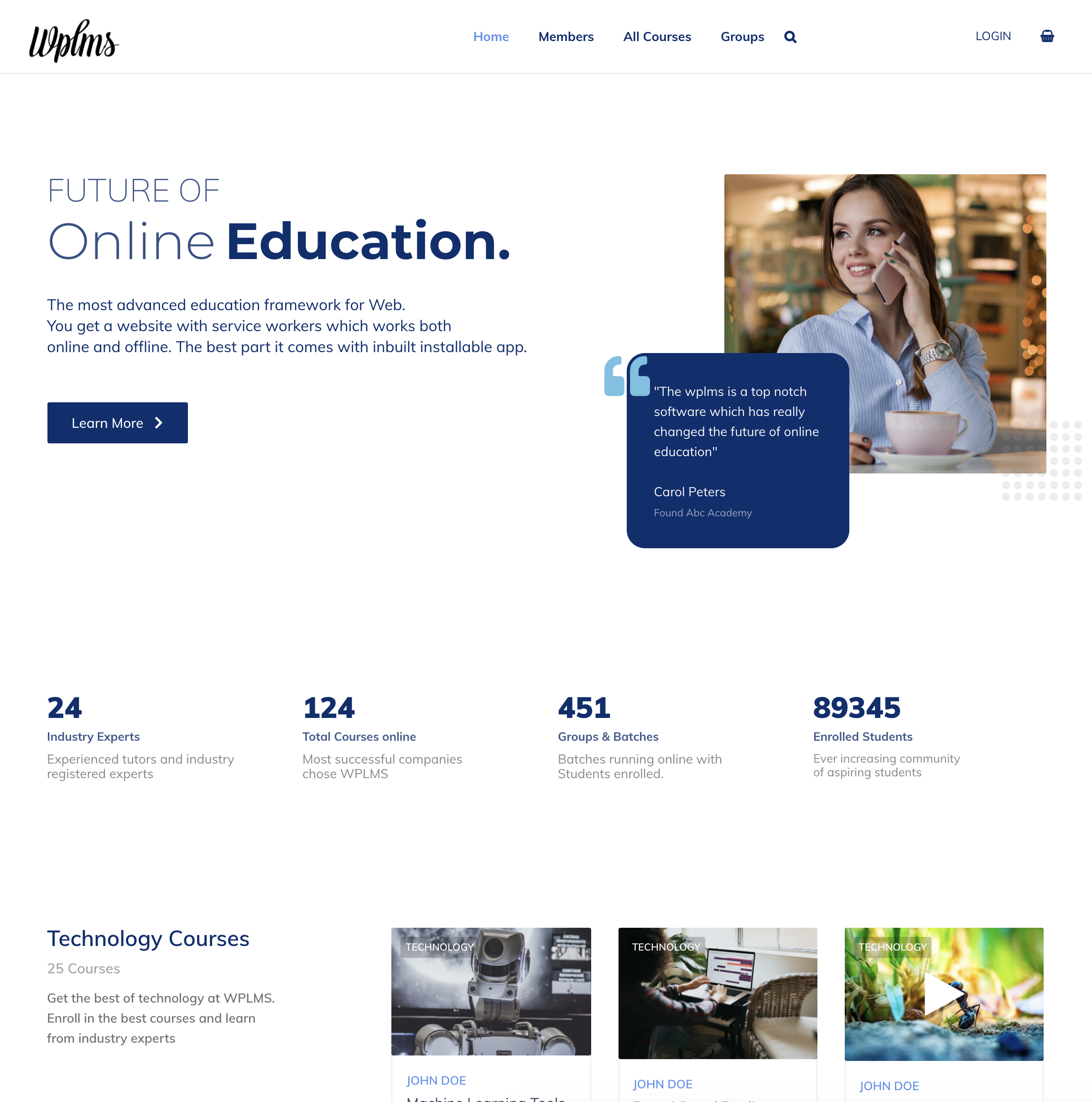 Best WordPress Themes for Education Bloggers