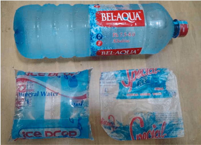 Sell pure water or bottle water is one of the Income Sources to Add to POS Business
